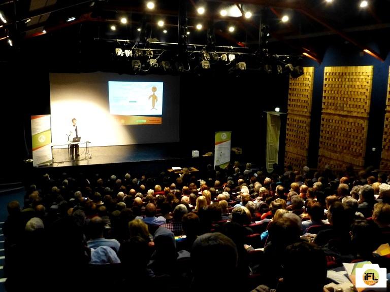 SARREGUEMINES (57) - 28 Avril 2017 - Conférence d'Ardevie
