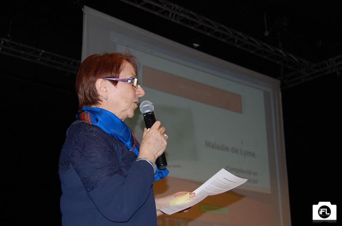 L'engagement du Rotary Club de Pithiviers aux côtés d'I FOR LYME (encore... !)