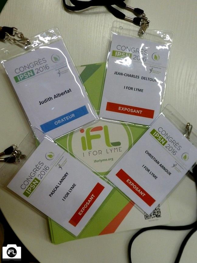 Première sortie à la rencontre du grand public pour les membres du CA d'iFL…