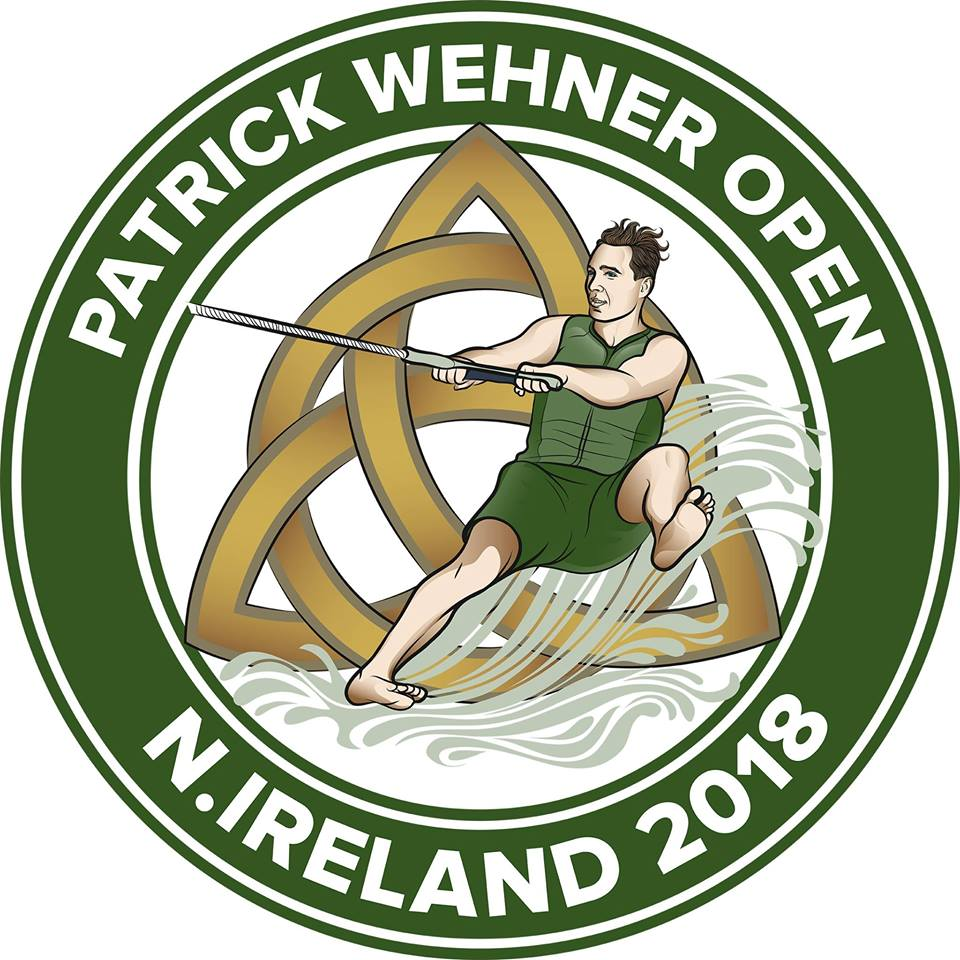 The Patrick Wehner Open - Logo